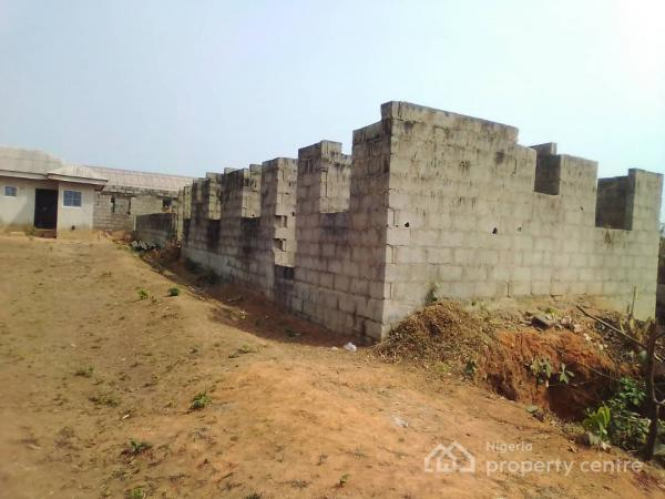 3/4 Plots of Land with Building, White House, Gberigbe, Ikorodu, Lagos, Residential Land for Sale