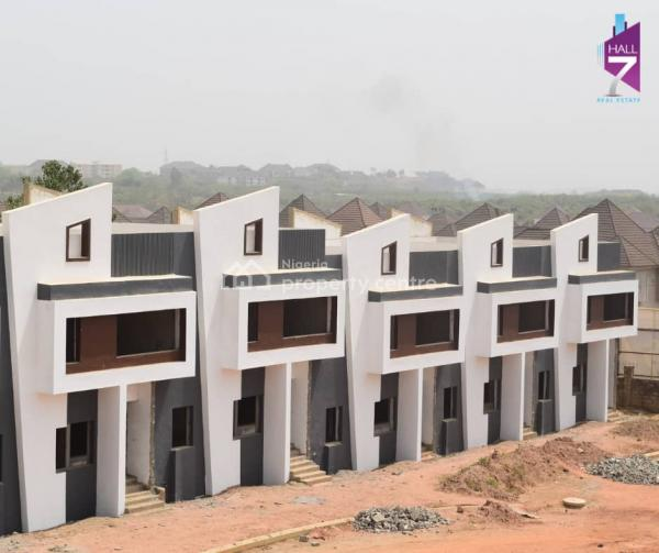 Ecosmart & Automated 4bedrooms Semi Detached Duplex with Servant Quarters in a Luxury Estate, Near Magistrate Court, Life Camp, Gwarinpa, Abuja, Semi-detached Duplex for Sale