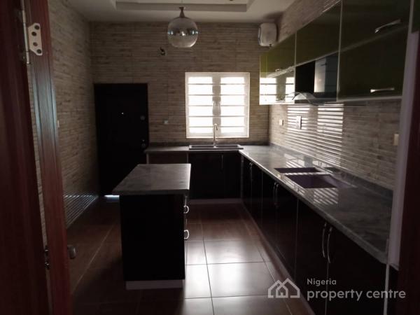 Executive Brand New 4 Bedroom Fully Detached Duplex, Chevron Alternative, Lekki Phase 1, Lekki, Lagos, Detached Duplex for Sale