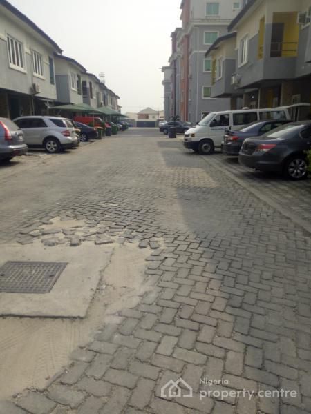 24hrs Serviced 3 Bedroom with Bq, Horizon 2, Ikate Elegushi, Lekki, Lagos, Terraced Duplex for Rent