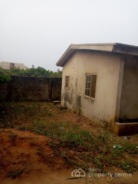 Commercial Complex Property with 2 Blocks of 3 Bedroom on Large Area of Land, Lasu, Isheri Idimu Express Way, Idimu, Lagos, Plaza / Complex / Mall for Sale