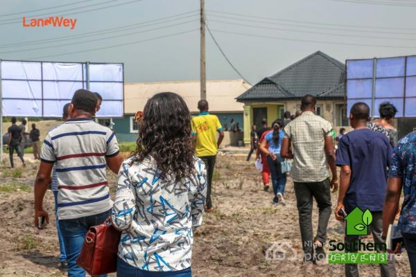 Southern Green Estate, Lafiaji, Lekki, Lagos, Mixed-use Land for Sale