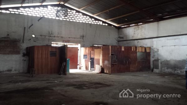 Warehouse Capacity of 4,000 Sqft, Opebi Link Road, Opebi, Ikeja, Lagos, Warehouse for Rent