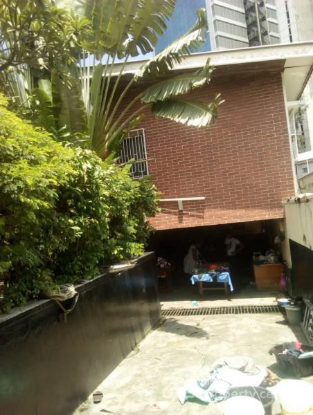 3 Bedroom Detached Bungalow +2 Rm Bq, Victoria Island (vi), Lagos, Detached Bungalow for Sale