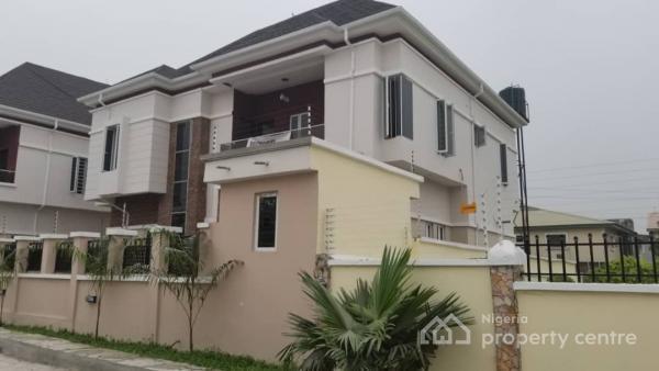 Luxury Brand New 5 Bedroom Detached Duplex with Bq, Ajah, Thomas Estate, Ajah, Lagos, Detached Duplex for Sale