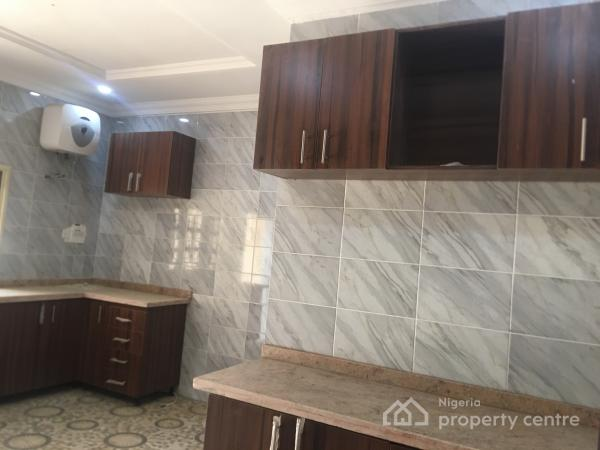 3 Bedrooms Duplex with a Self Contained Bq, Jabi, Abuja, Terraced Duplex for Rent