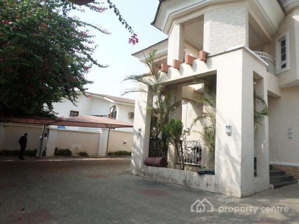 5 Bedroom, 2 Sitting + 2 Room Bq, Zone 1, Wuse, Abuja, Detached Duplex for Sale