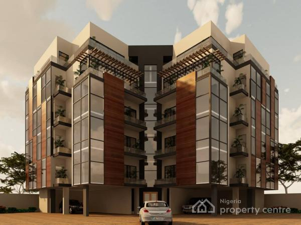 5 Bedroom Pent Floor with 1bq, Onigbefon Street, Oniru, Victoria Island (vi), Lagos, Flat for Sale