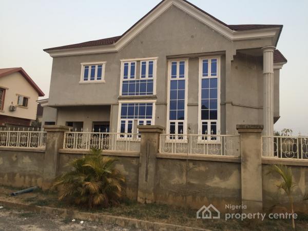 4 Bedroom Detached Duplex, Lokogoma District, Abuja, Detached Duplex for Sale