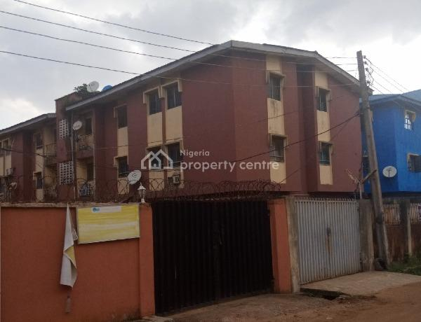 a Block of 5 Units 3 Bedroom Flat with Ground Floor Warehouse (c of O), Unity Estate, Egbeda, Alimosho, Lagos, Block of Flats for Sale