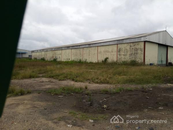 6 Bay Warehouse Measuring 81000 Square Feet On Land Measuring  5 Acres