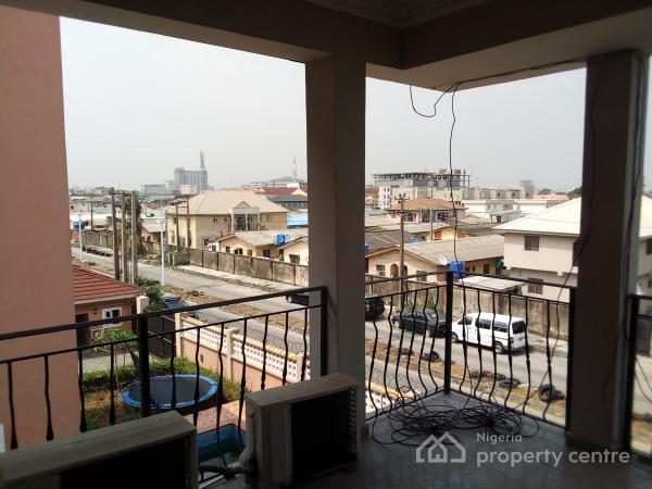 Magnificent 4 Bedroom Terrace Duplex with a Room Bq & Swimming Pool for Rent, Oniru Estate, Oniru, Victoria Island (vi), Lagos, Terraced Duplex for Rent