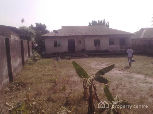 2 Bedroom Flat and 2 Unit of Mini Flat, Iyana Ilogbo, Sango Ota, Ogun, Detached Bungalow for Sale