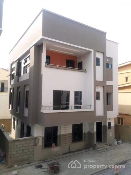 Exquisitely Finished and Very Spacious 10 Units of 5 Bedrooms Semi Detached Duplex on 2 Floors with 2 Living Rooms, and 1 Room Bq, Oniru, Victoria Island (vi), Lagos, Semi-detached Duplex for Sale