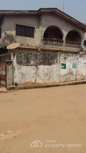 a Block of 4 Flats on a Dry Land, Off Church Street, Alapere, Ketu, Lagos, Block of Flats for Sale