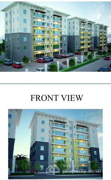 Luxury 3 Bedroom Apartment in Aguda Surulere for 33m, Aguda, Surulere, Lagos, Block of Flats for Sale