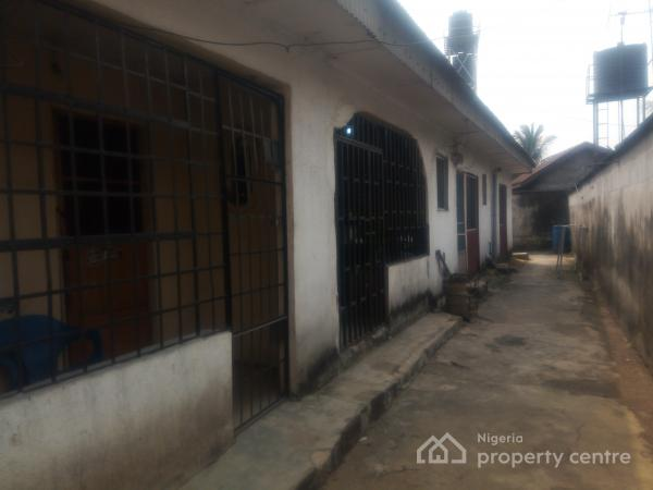 4nos.  Self Contained, 2nos. 1 Bedroom Flat Setting on a Plot of Land, for Sale 4nos.  Self Contained, 2nos. 1 Bedroom Flat Setting on a Plot of Land, Title: C-of-o, Rumuodara, Port Harcourt, Rivers, Block of Flats for Sale