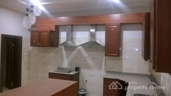 6 Bedroom Duplex with 2 Rooms Bq, Kado, Abuja, Semi-detached Duplex for Rent