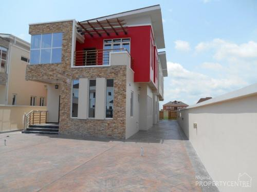 Luxury 5 Bedroom Detached House With Swimming Pool Lekki Lagos Asareel Nigeria Limited