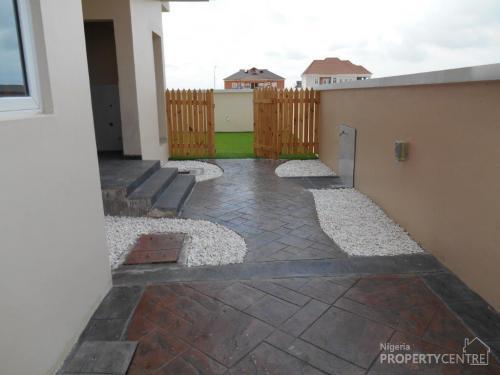 For Sale Luxury 5 Bedroom Detached House With Swimming Pool Pinnock Beach Estate Lekki Lagos