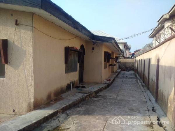 5 Bedroom Bungalow with Boys Quarters, Satellite Town, Festac, Isolo, Lagos, Detached Bungalow for Sale