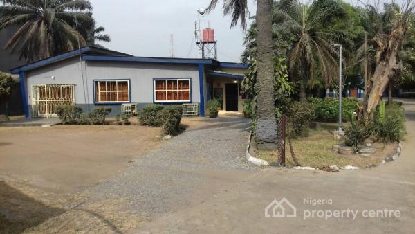 5 Units of 4 Bedroom Bungalows + 2 Rooms Bqs Each, Open Hall, an Outbuilding on 6,884sqm Land, Along Ikorodu Road, By Maryland Mall, Anthony, Maryland, Lagos, Semi-detached Bungalow for Sale
