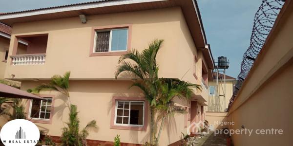 Newly Refurbished 4 Bedroom Semi Detached, Lekki Phase 1, Lekki, Lagos, Semi-detached Duplex for Rent