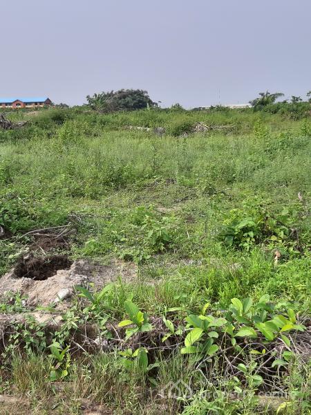 Various Plot of Dry Land, Behind Chois Garden Estate, Abijo, Gra, Abijo, Lekki, Lagos, Residential Land for Sale