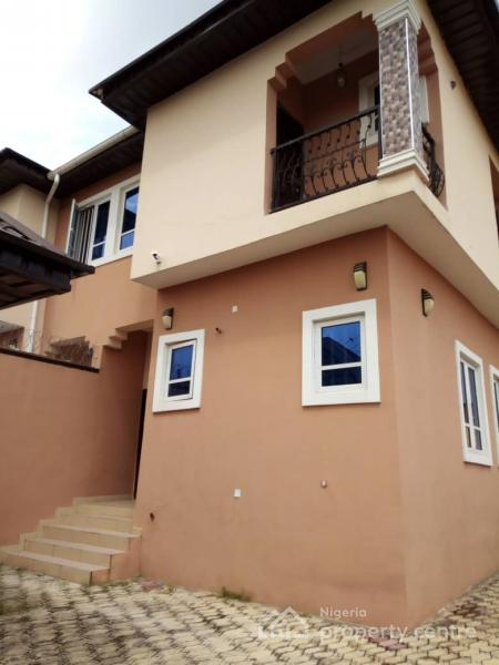 Newly Built 2 Wings, 2 Bedroom Duplex with 2 Palours Each, All Rooms Ensuite with C of O, Omole Phase 2, Ikeja, Lagos, Terraced Duplex for Sale