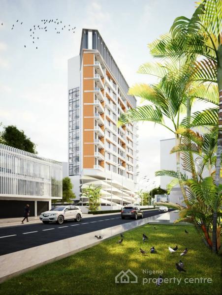 Exquisite Apartments, Sikiru Shitta Bey, Mojisola Onikoyi Estate, Ikoyi, Lagos, Block of Flats for Sale