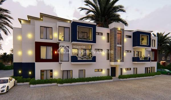 Luxury 3 Bedroom  with Excellent Finishes, Opp Living Faith Church, Katampe (main), Katampe, Abuja, Block of Flats for Sale