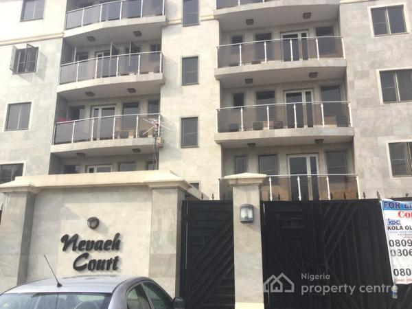 3 Bedroom Apartment with Bq and Excellent Facilities, Alternative Route, Oniru, Victoria Island (vi), Lagos, Flat for Rent