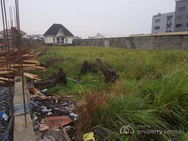 1250 Sqm Land, Lekki Phase 1, Lekki, Lagos, Commercial Land for Rent