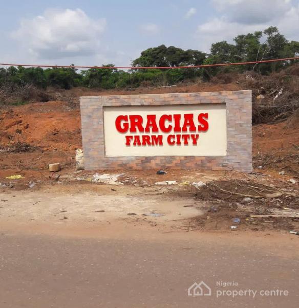 Get a Plot in Gracias Farm Estate, Eleko, Ibeju Lekki, Lagos, Commercial Land for Sale