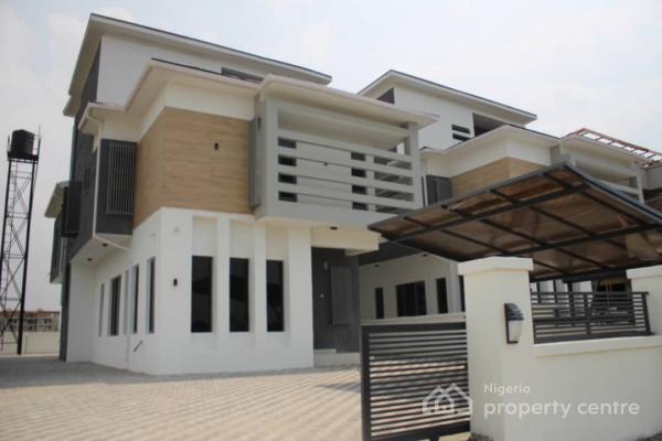 Brand New 5 Bedroom Detached Duplex with Bq, Lekki, Lagos, Detached Duplex for Sale