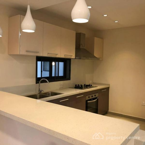2 Bedroom Apartment with Bq, Osapa, Lekki, Lagos, Terraced Bungalow for Sale
