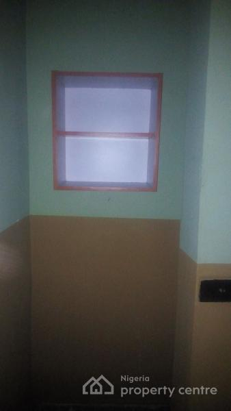 Serviced Room Self Contain, Close to Unilag Road, Onike, Yaba, Lagos, Self Contained (single Rooms) for Rent