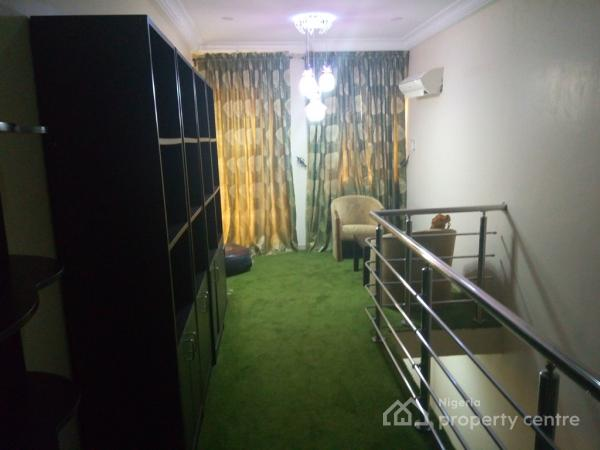 Fully Furnished and Serviced 4bedroom  Terrace Duplex, Brains and Hammers Estate, Apo, Abuja, Terraced Duplex Short Let