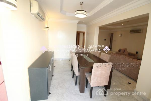 3 Bedroom Serviced Flat  + Pool + Gym + Jetty  Banana Island Ikoyi, Banana Island, Ikoyi, Lagos, Flat for Rent