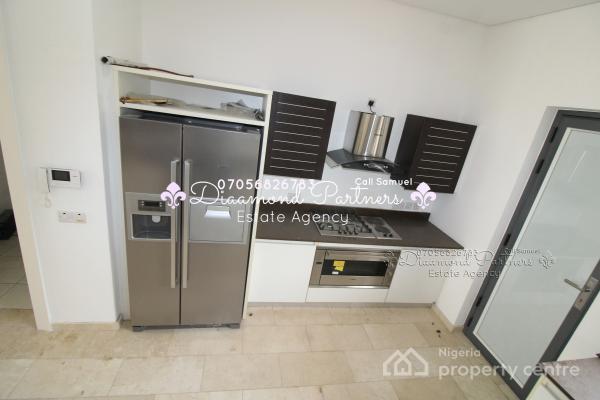 4  Bedroom Terrace Duplex, Banana Island, Ikoyi, Lagos, Terraced Duplex for Rent