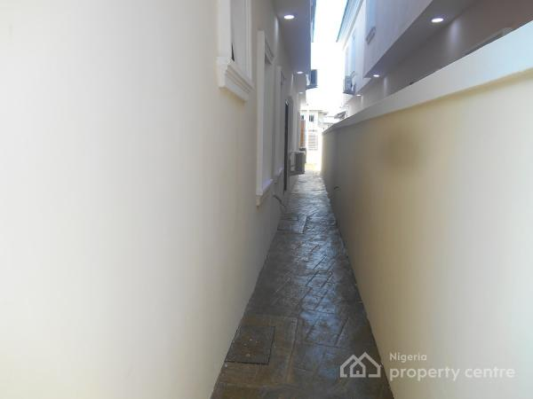 Exquisite 4 Bedroom Detached Duplex with Excellent Finishing and Facilities (acs and Generator) in Lekki Phase 1, Lekki Phase 1, Lekki, Lagos, Detached Duplex for Sale