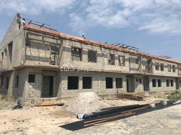 Terrace House, Furnished, Beside Shop Rite, Emperor Estate, Lekki Expressway, Lekki, Lagos, Terraced Duplex for Sale