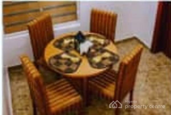 A Beautifully Furnished (pay And Pack In) 4 Bedroom Terrace Duplex With A  Room Bq