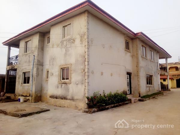 5 Bedroom Duplex with 2 Bedroom Boys Quarters (2 Flats), Rada Residential Estate, Off Ijoka Road  (akure South Lga), Akure, Ondo, Detached Duplex for Sale