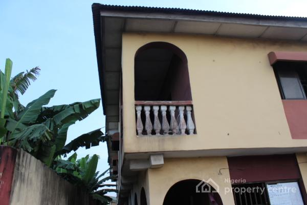 Block of Flat for Sale!!! (4 Two Bedroom Apartments) Distress Sale, Off Ebute Road, Ibafo, Ogun, Block of Flats for Sale