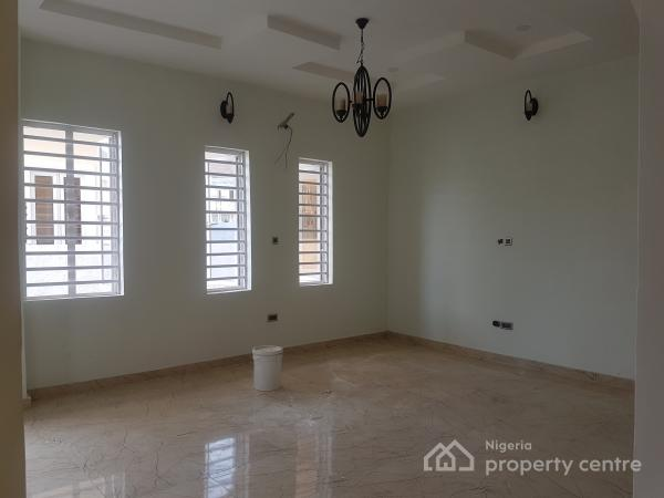 Luxury 4 Bedroom Terrace Duplex, By Chevron Toll Gate, Lekki, Lagos, Terraced Duplex for Sale