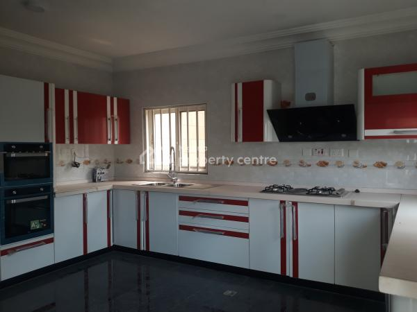 Quintessentially Finished & Serviced 3bedroom Semi Detached Duplex with Basement Bq, in a Mini Estate  Off Ibb Boulevard Way, Maitama District, Abuja, Semi-detached Duplex for Rent