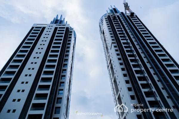 Pre-furnished 2 Bedroom Condominiums, Eko Pearl Towers B, Eko Atlantic City, Lagos, Flat for Rent