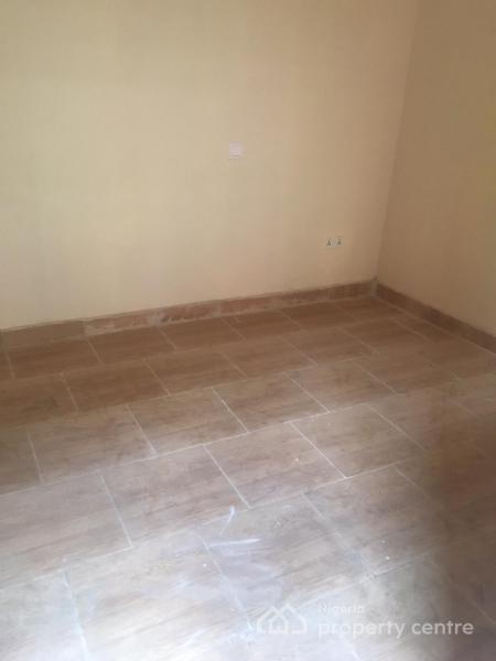 Luxury 3 Bedroom Flat with 1 Room Bq, Medium Estate, Ijaye Housing Estate, Agege, Lagos, Flat for Rent