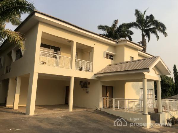 Decent 5 Bedroom Duplex with 2 Boys Quarter in Maitama, Maitama District, Abuja, Detached Duplex for Rent